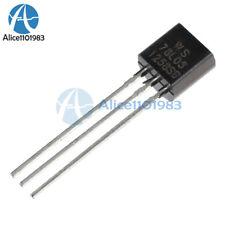 50PCS WS78L05 78L05 TO-92 5V 100mA Voltage Regulator IC