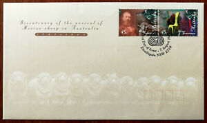 Bicentenary of the arrival of Merino sheep in Australia FDC 7 August 1997