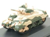 Oxford Diecast 76SM001 Sherman Tank MKIII 10th Armoured Div 1 76 Scale Boxed