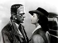 Frankentein in Casablanca Poster