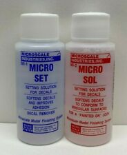 Microscale Industries Setting Solution and Bubble removal  MI 1 and MI 2 SET