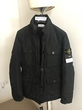 Stone Island Micro Reps Down Jacket Size Small