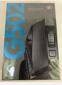 Logitech G502 Lightspeed Wireless Gaming Mouse Brand New Factory Sealed