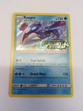 Pokémon Prerelease Promo KYOGRE SM129