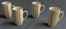 WORLD OF JET TER STEEGE TIMELESS TASTE 4x beker mok H11xO6cm 20cl kop mug Becher