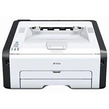Impresoras Ricoh Aficio de láser con conexión USB para ordenador