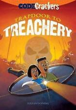 Code Crackers: Trapdoor to Treachery, New, Fanning, Kieran Book