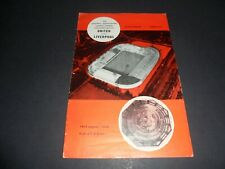More details for fa charity shield 1965 manchester united v liverpool - token intact
