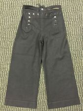 Vintage US Navy Wool Pants