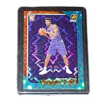 2018-19 NBA Hoops Deandre Ayton #248 Teal Explosion RC Rookie Card Suns