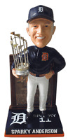 Sparky Anderson Detroit Tigers Champ 1984 Trophy Hall of Fame Bobble Head