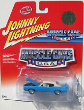 JOHNNY LIGHTNING R11 MUSCLE CARS 1971 PONTIAC GTO #59
