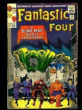 Fantastic Four #39 VG+ 4.5  Tongie Farm Collection  Marvel Comics