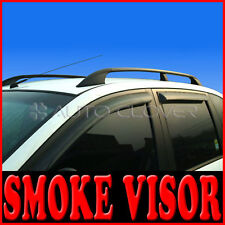 Smoke Window Visor Vent 4p For 2001 2002 Hyundai Matrix