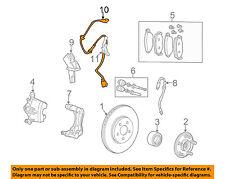 JAGUAR OEM 03-08 X-Type ABS Anti-Lock Brakes Front-Sensor Wire C2S29893