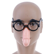 Funny Long Nose Party Glasses Props Mask Bachelorette Hen Party Penis Glasses HU