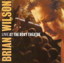 Brian Wilson - Live At The Roxy Theatre (2xCD 2002) 5 Bonus Tracks; Beach Boys