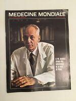 Medicina Mondiale Rivista Informazione Medica 3 Dicembre 1968