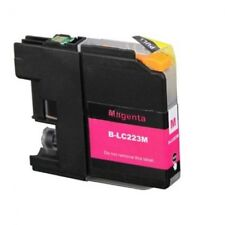 TINTA LC223M MAGENTA COMPATIBLE IMPRESORA MFC J480DW BROTHER CARTUCHO NON OEM