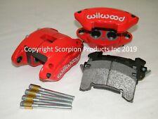 "Wilwood GM 10/12 Bolt Rear Disc Brake Calipers 9"" Ford Disc Brake Conversion"