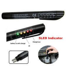 Brake Fluid Liquid Tester Pen With 5 LED Car Auto Vehicle Tool Diagnostic Tools