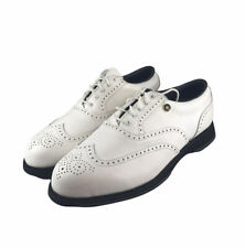 New listing Etonic Stabilities Spikeless Golf Shoes White Size 8W