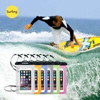 Unterwasser Tasche Samsung Galaxy S3 S4 S5 S6 mini Schutz Hülle Wasserdicht