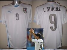 Uruguay Luis Suarez Puma BNWT Shirt Jersey Soccer Adult Large Barcelona New Top