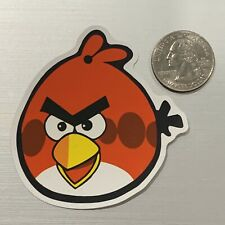 Angry Birds Sticker (for Skateboard, Water Bottle, Laptop, Luggage, Etc.)