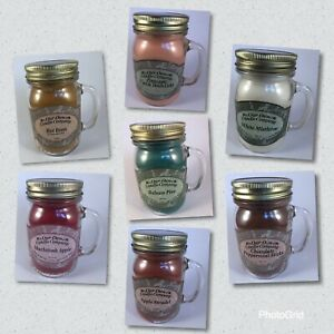 Our Own Candle Company Scented Candle - Large Mason Jar - New - Up to 100hr burn