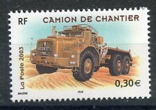 STAMP / TIMBRE FRANCE NEUF N° 3615 ** COLLECTION JEUNESSE / CAMION DE CHANTIER
