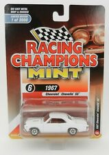 2019 RC 1:64  RACING CHAMPIONS MINT 3A = WHITE 1967 Chevrolet Chevelle SS NIP