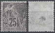 """COLONIE N°54 - OBLITÉRATION CACHET A DATE """"ST LOUIS"""" (SÉNÉGAL) - COTE MAURY 35€"""