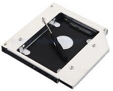 2nd Hard Drive HDD SSD Caddy for Dell Inspiron N7110 N7010 N5110 DS-8A5SH DVD