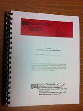 Traverse / Pettibone Forklift Tl-6035 Parts Manual