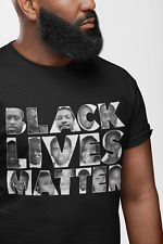I Cant Breathe George Floyd T Shirt  Black Lives Matter Shirt  BLM