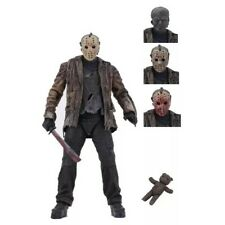 "NECA Freddy vs Jason Ultimate Jason 7"" Action Figure - Brand New in Box"