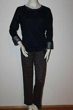 "Triumph Loungewear Anzug ""Maison BeeDees 186 PK2"" Gr.38 blau Pyjama Hausanzug"