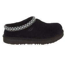 6dd2c176d8d7 UGG Australia 1019066K Big Kids Tasman II Moccasin Slippers Chestnut Black  4 Black
