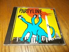 PARTYLINE - GIRLS WITH GLASSES CD