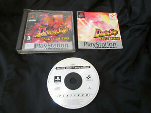 PS1 : DANCING STAGE PARTY EDITION - Completo ! Comp. PS2, PS3 ! CONS IN 24/48H