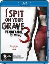 I Spit on Your Grave 3: Vengeance is Mine  - BLU-RAY - NEW Region B