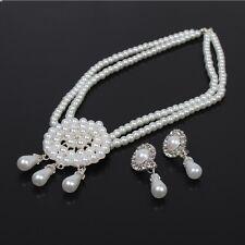 Modeschmuck perlen  Modeschmuck-Halsketten aus Perlen | eBay