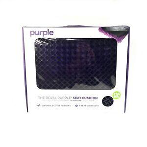 The Royal Purple RP-001 No-Pressure Seat Cushion