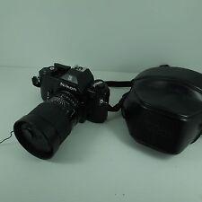 NIKON EM 35MM FILM CAMERA BODY WITH SIGMA 35-70mm 2.8-4 lens