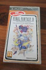 FINAL FANTASY IV  THE COMPLETE COLLECTION       --  NEUF  -----   pour PSP