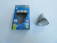 Megaman LED Dimmable GU10 6W Lamp 4000k Cool White -MM03753