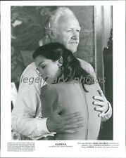 1983 Eureka Original Press Photo Gene Hackman Theresa Russell