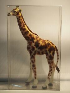 ZZ Tierfigur, Giraffe  , 70er Jahre, Made in Germany, Neu mit Verpackung