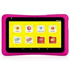 "Nabi Barbie 7"" 16GB Kids Tablet With Pink Bumper"
